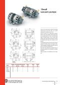 Vacuum pumps and pumpsets - Amet - Page 6