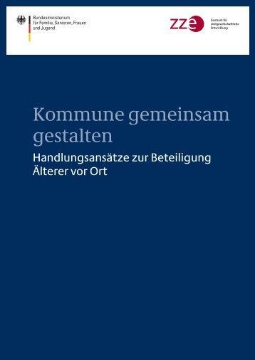 Kommune gemeinsam gestalten - Bundesministerium für Familie ...