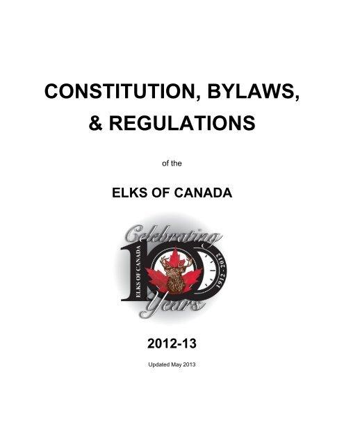 Canada constitution pdf of