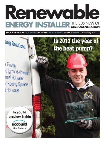 energy installerthe business of - Renewable Energy Installer