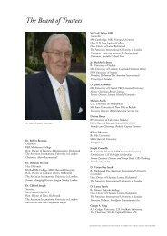 The Board of Trustees - Richmond - The American International ...