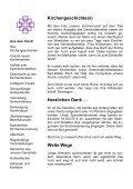 Juni bis August - Evangelische Kirchengemeinde Westhofen und ... - Page 2