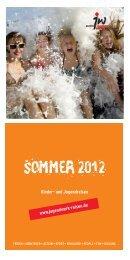 und Jugendreisen Sommer 2012 (PDF, 4.550 KB - Stadt Grevenbroich