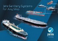 Download Jets Merchant Brochure - Marine Plant Systems
