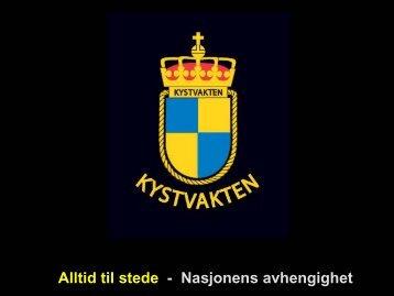 SARiNOR_Lansering_Kystvakt - Maritim21