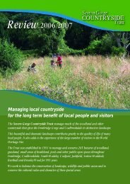 here - Severn Gorge Countryside Trust