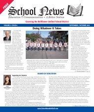 Fall 2013 - Bellflower Unified School District