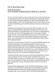 Prof. Dr. Hans-Jürgen Krupp Worte des ... - Willy-Brandt-Kreis