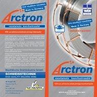 Vasetamata keevitustraat Arctron - GF Anapol OÃœ