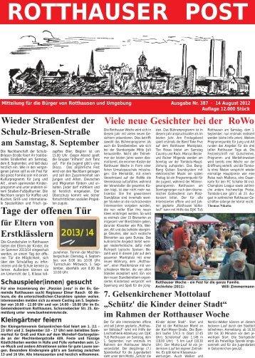 Aug - Rotthausen