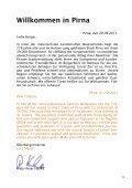Welcome to Pirna Willkommen in Pirna - CJD Eutin und Hamburg - Page 5