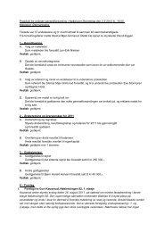 Protokoll fra ordinær generalforsamling i Nøklevann ... - Herborvi.no