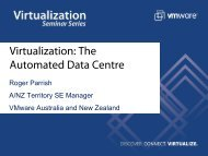 Automation - VMware