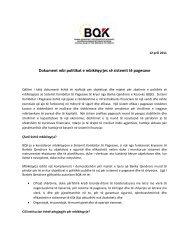 Oversight - Policy Statement _ALB.pdf - Banka Qendrore e ...