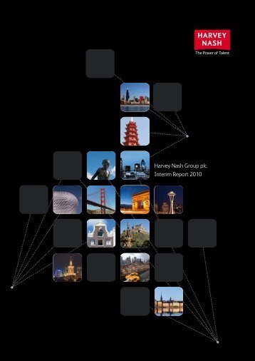 Harvey Nash Group plc Interim Report 2010