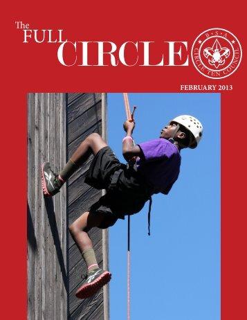 February 2013 newsletter - Circle Ten Council