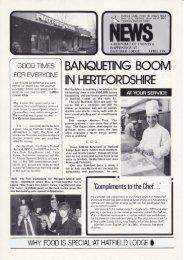 Hatfield Lodge News - Beales Hotels