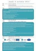 Choix du symposium Choix des ateliers - Caen Event - Page 2