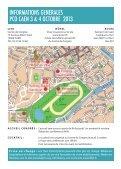 Choix du symposium Choix des ateliers - Caen Event - Page 4