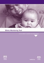 Ethnic Monitoring Tool.indd - Equalities in Health