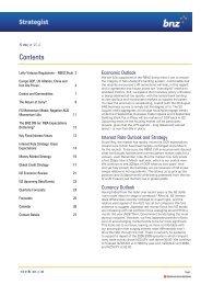 BNZ Strategist [New Zealand 22-8-2013] - Wholesale Banking - Home