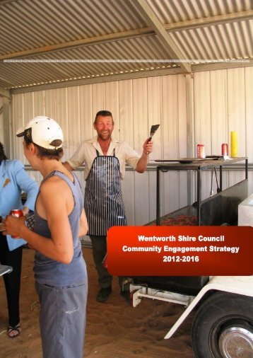 Community Engagement Strategy Revision October 2012