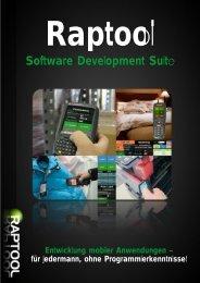 Software Development Suite - Raptool