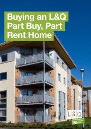 Buying an L&Q Part Buy, Part Rent Home - London & Quadrant Group