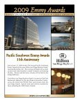 NATAS PSW December 2008 Newsletter - National Academy of ... - Page 2
