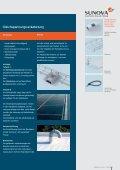 Befestigung MCG 1.1 Membrane-Connected-Glass - Sunova - Seite 7