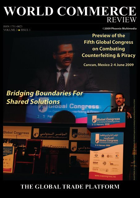 WORLD COMMERCE - Global Congress Combatting Counterfeiting ...