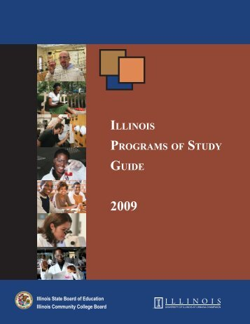 illinois programs of study guide 2009 - Office of Community College ...