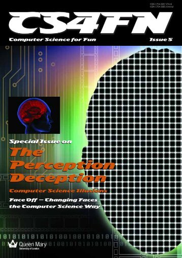 The Perception Deception The Perception Deception - cs4fn