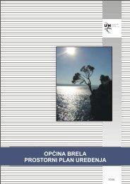 PPUO Brela - Obrazloženje - Općina Brela