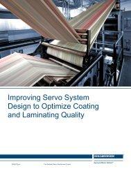 Improving Servo System Design to Optimize Coating ... - Kollmorgen