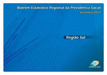 Setembro de 2012 - Ministério da Previdência Social