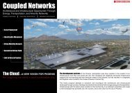 Coupled Networks - Graduate Architecture