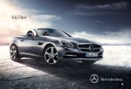 SLK-Class - Mercedes-Benz UK