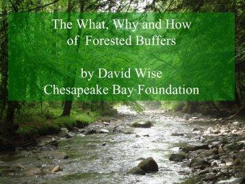 Riparian Buffers and CREP - Conewago Creek Initiative