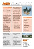 Flyer Ventile - AWS Apparatebau - Page 2