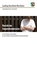 Bericht der Enquetekommission - ABA Fachverband Offene Arbeit ...