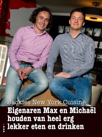 Jackies New York Cuisine - overenuitdeventer.nl