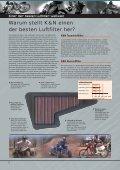 K&N Motorrad-Katalog - Racimex Vertriebs GmbH - Seite 4