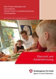 Elternzeit und Kinderbetreuung