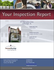 57 Hampton Ave. Chicago, IL - All Around the House Inspections