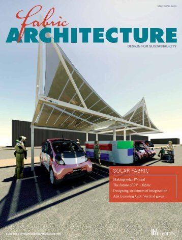 Fabric Architecture, May/June 2009, Digital Edition - Specialty ...