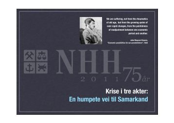 Victor D. Norman - NHH