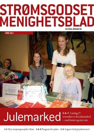 Nr 4 - november 2010 - Den norske kirke i Drammen