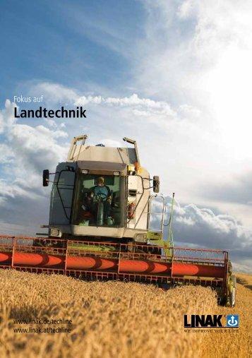 Landtechnik - LINAK