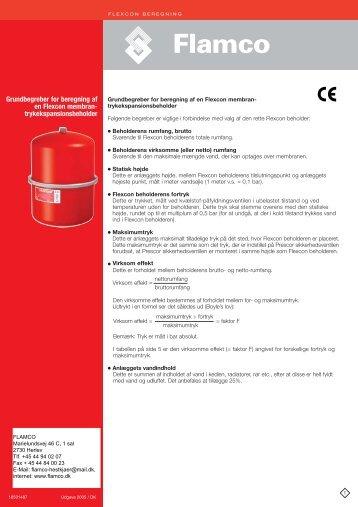 18501487 DK Vaten berekening - Flamco
